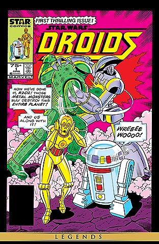 Star Wars: Droids (1986-1987) #1