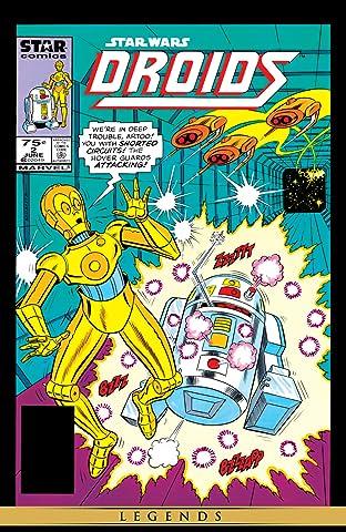 Star Wars: Droids (1986-1987) #2