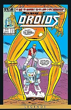 Star Wars: Droids (1986-1987) #5