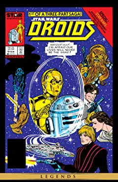 Star Wars: Droids (1986-1987) #6