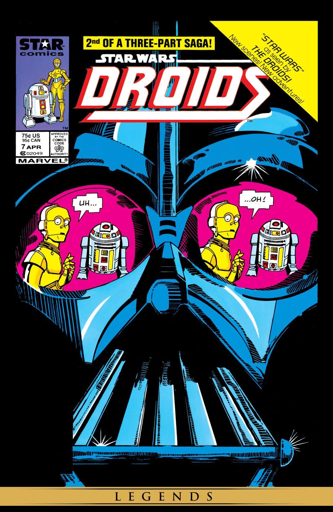 Star Wars: Droids (1986-1987) #7