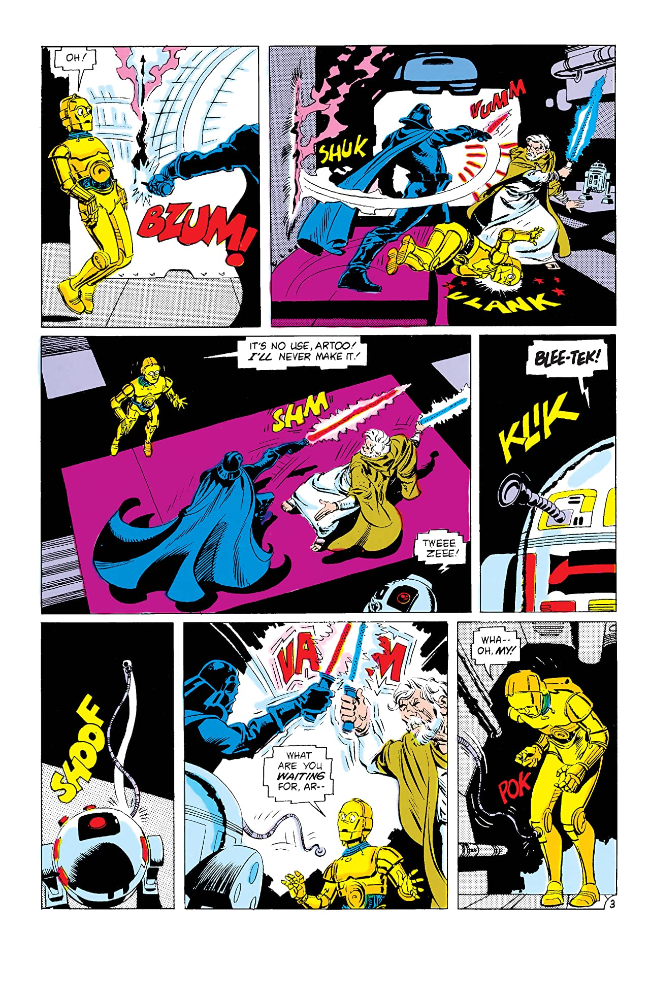 Star Wars: Droids (1986-1987) #8