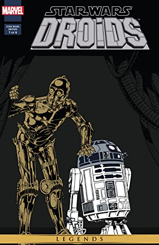 Star Wars: Droids (1994) #1 (of 6)