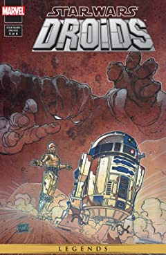 Star Wars: Droids (1994) #4 (of 6)