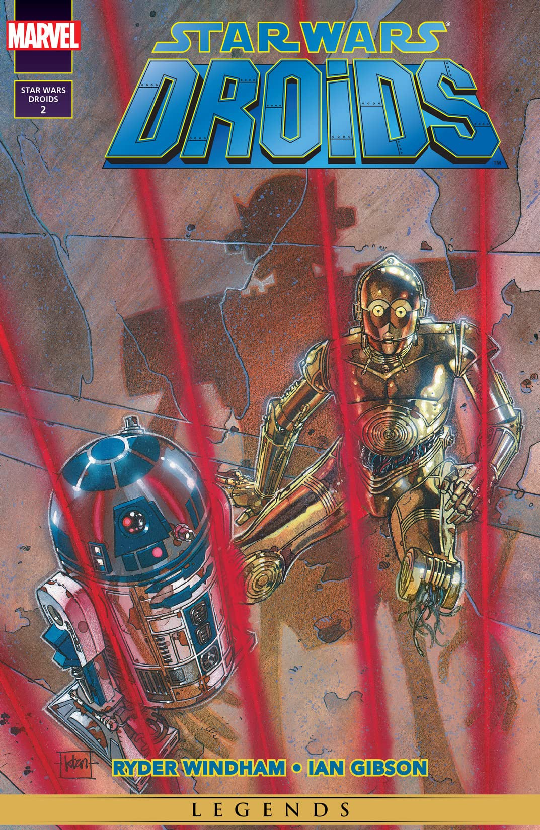 Star Wars: Droids (1995) #2