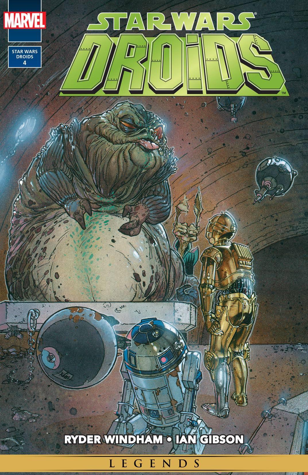 Star Wars: Droids (1995) #4