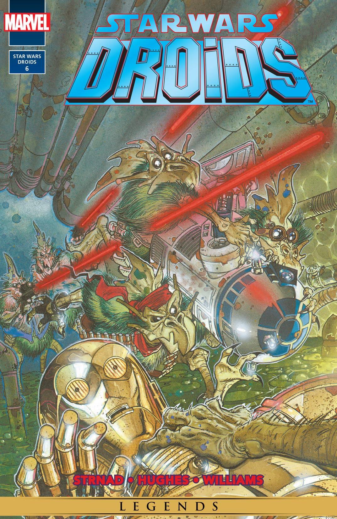 Star Wars: Droids (1995) #6