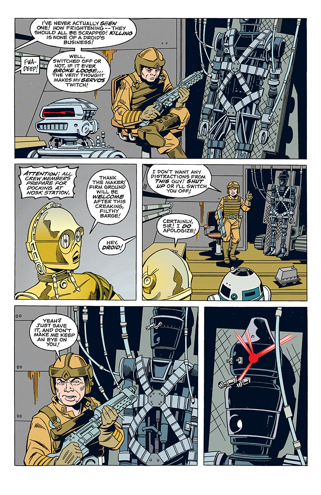 Star Wars: Droids Special (1995)
