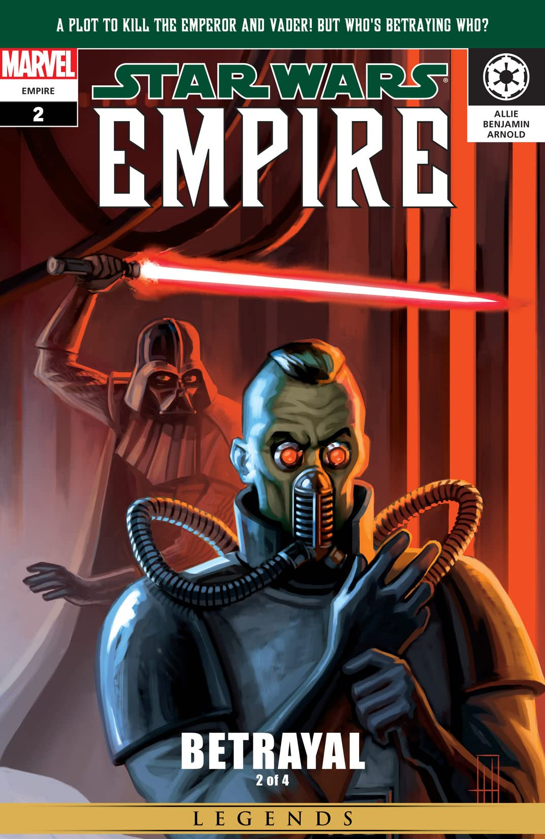 Star Wars: Empire (2002-2006) #2
