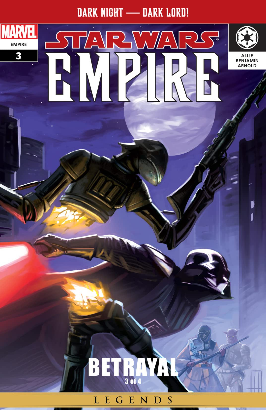 Star Wars: Empire (2002-2006) #3