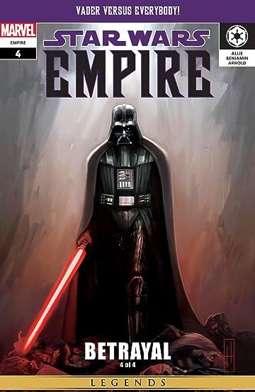 Star Wars: Empire (2002-2006) #4