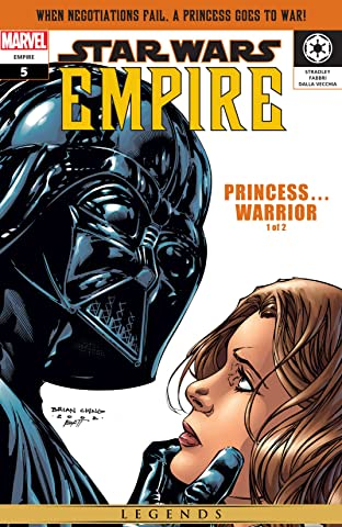 Star Wars: Empire (2002-2006) #5