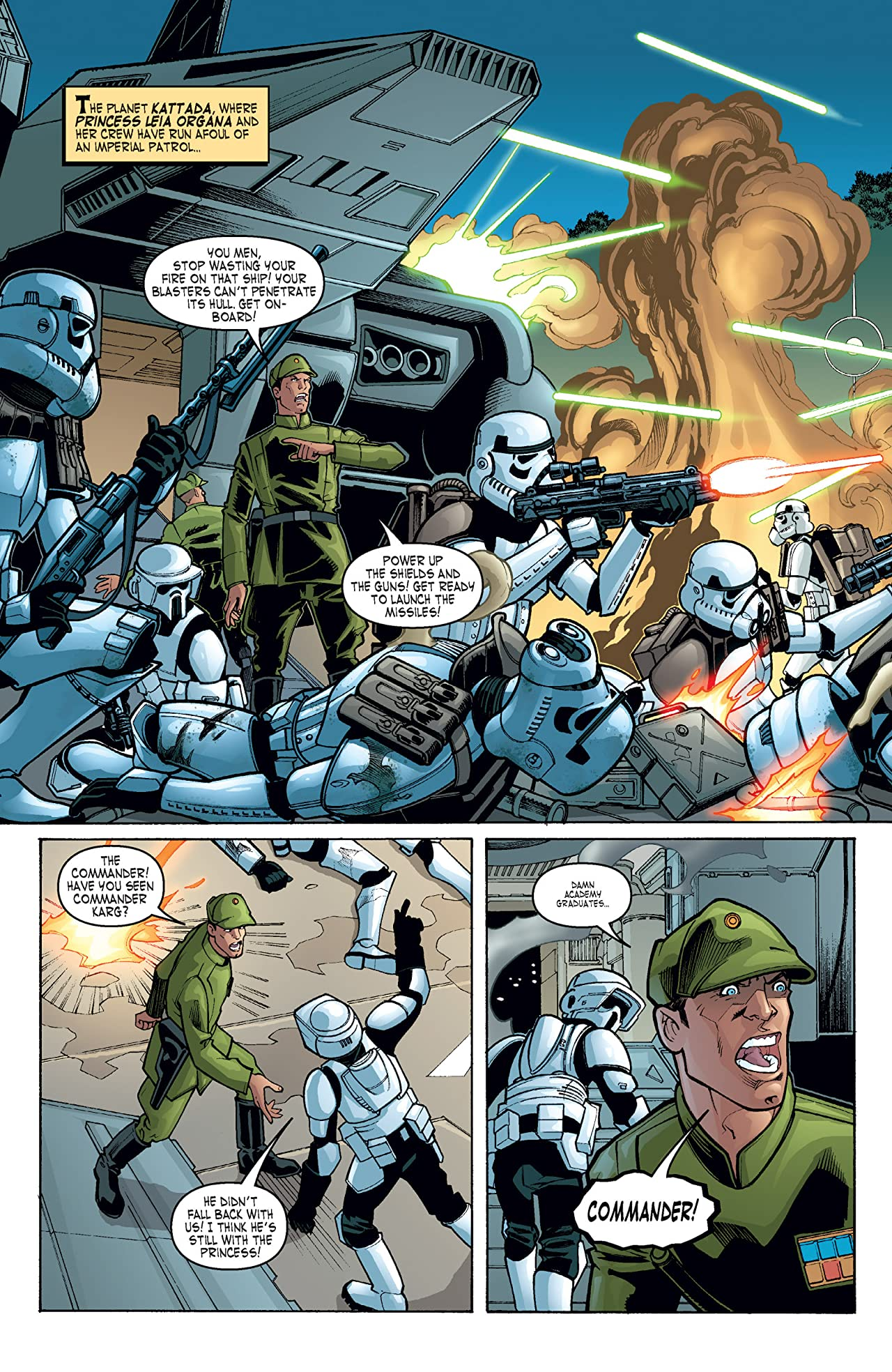 Star Wars: Empire (2002-2006) #6