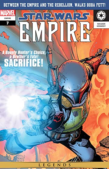 Star Wars: Empire (2002-2006) #7
