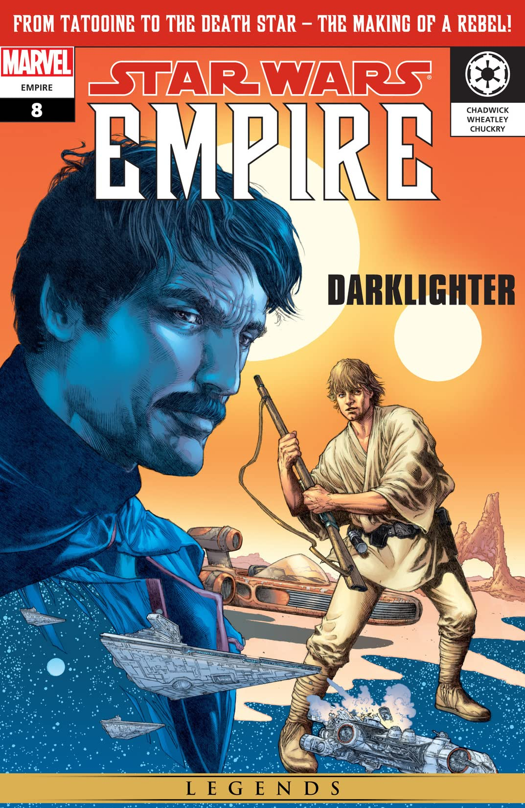 Star Wars: Empire (2002-2006) #8
