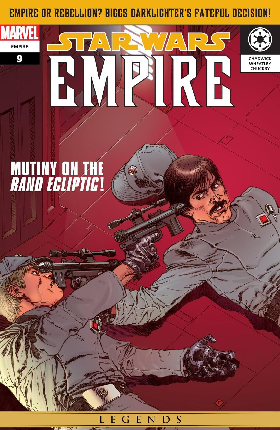 Star Wars: Empire (2002-2006) #9