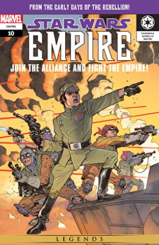 Star Wars: Empire (2002-2006) #10