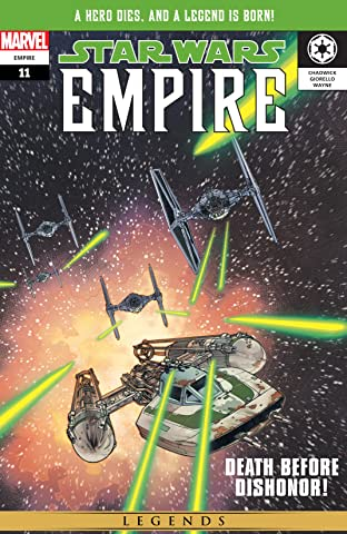 Star Wars: Empire (2002-2006) #11