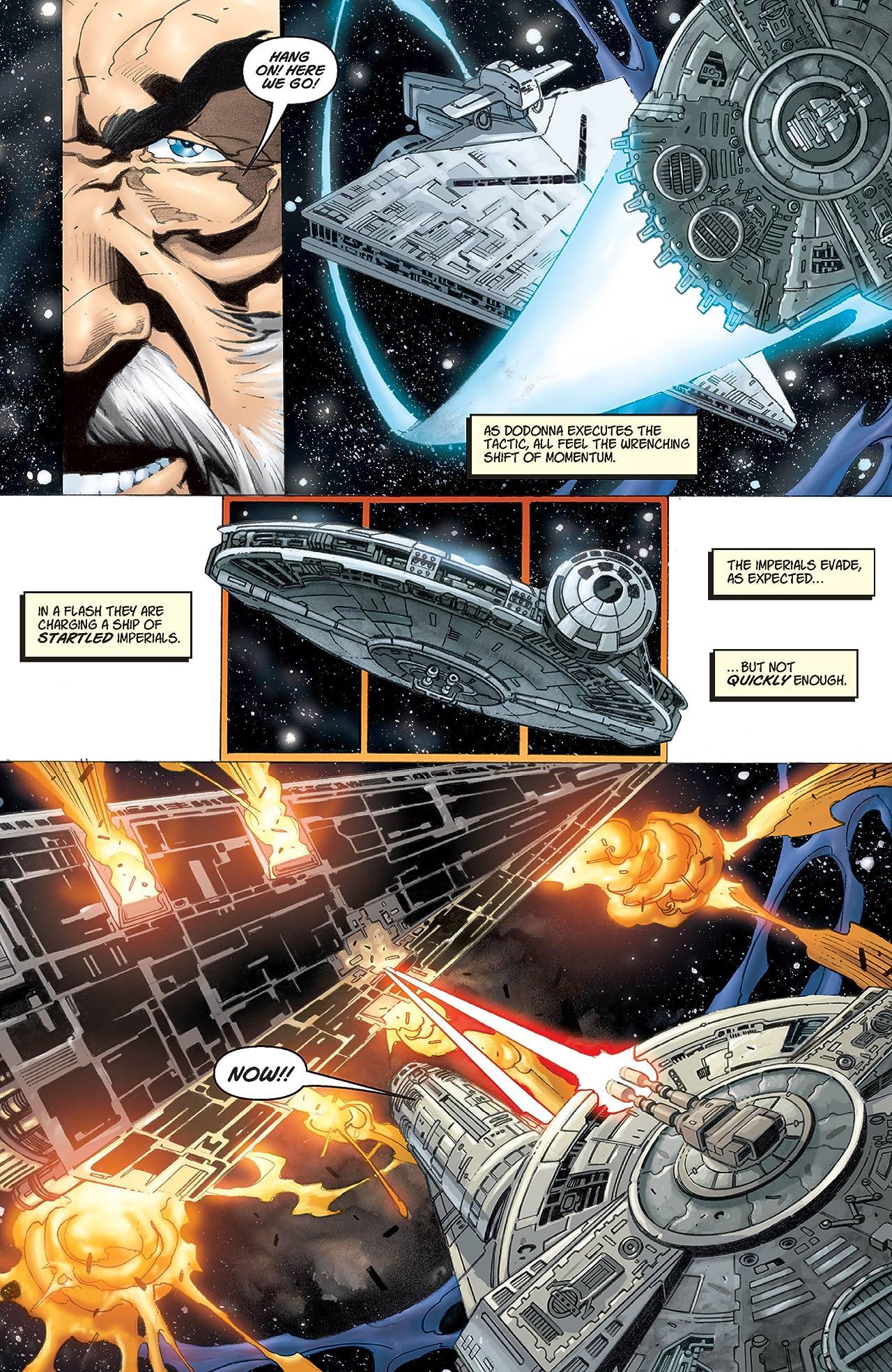 Star Wars: Empire (2002-2006) #11