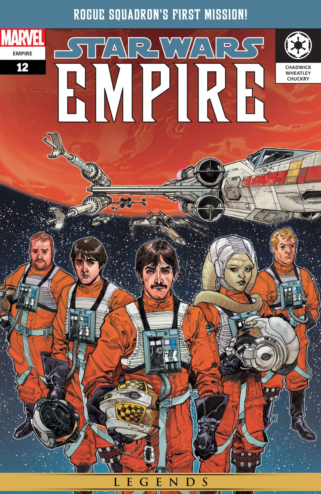 Star Wars: Empire (2002-2006) #12