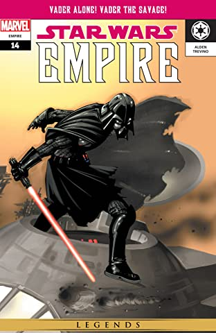 Star Wars: Empire (2002-2006) #14