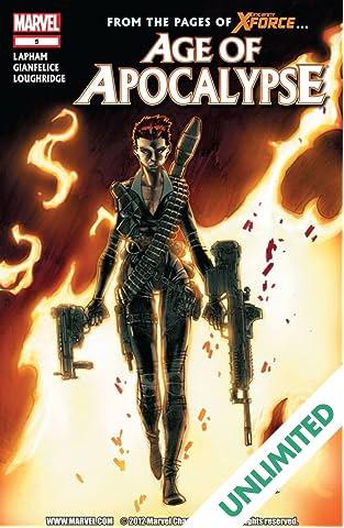 Age of Apocalypse (2012-2013) #5