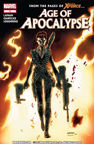 Age of Apocalypse (2012-2013) No.5