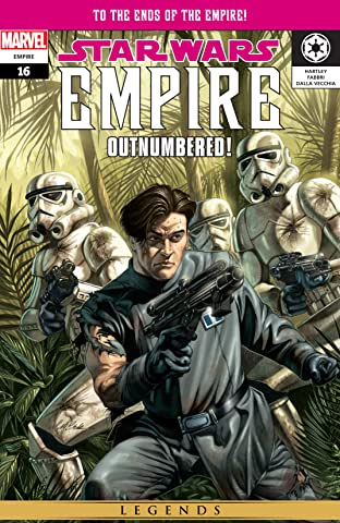 Star Wars: Empire (2002-2006) #16