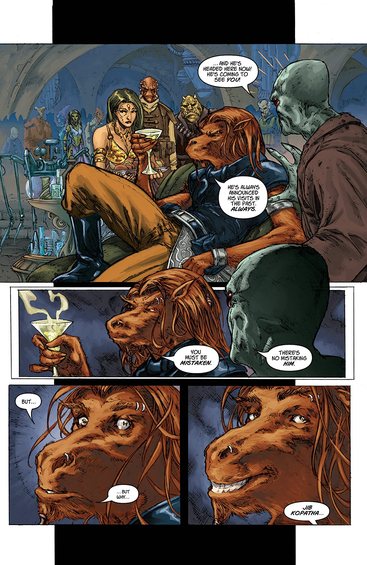 Star Wars: Empire (2002-2006) #19