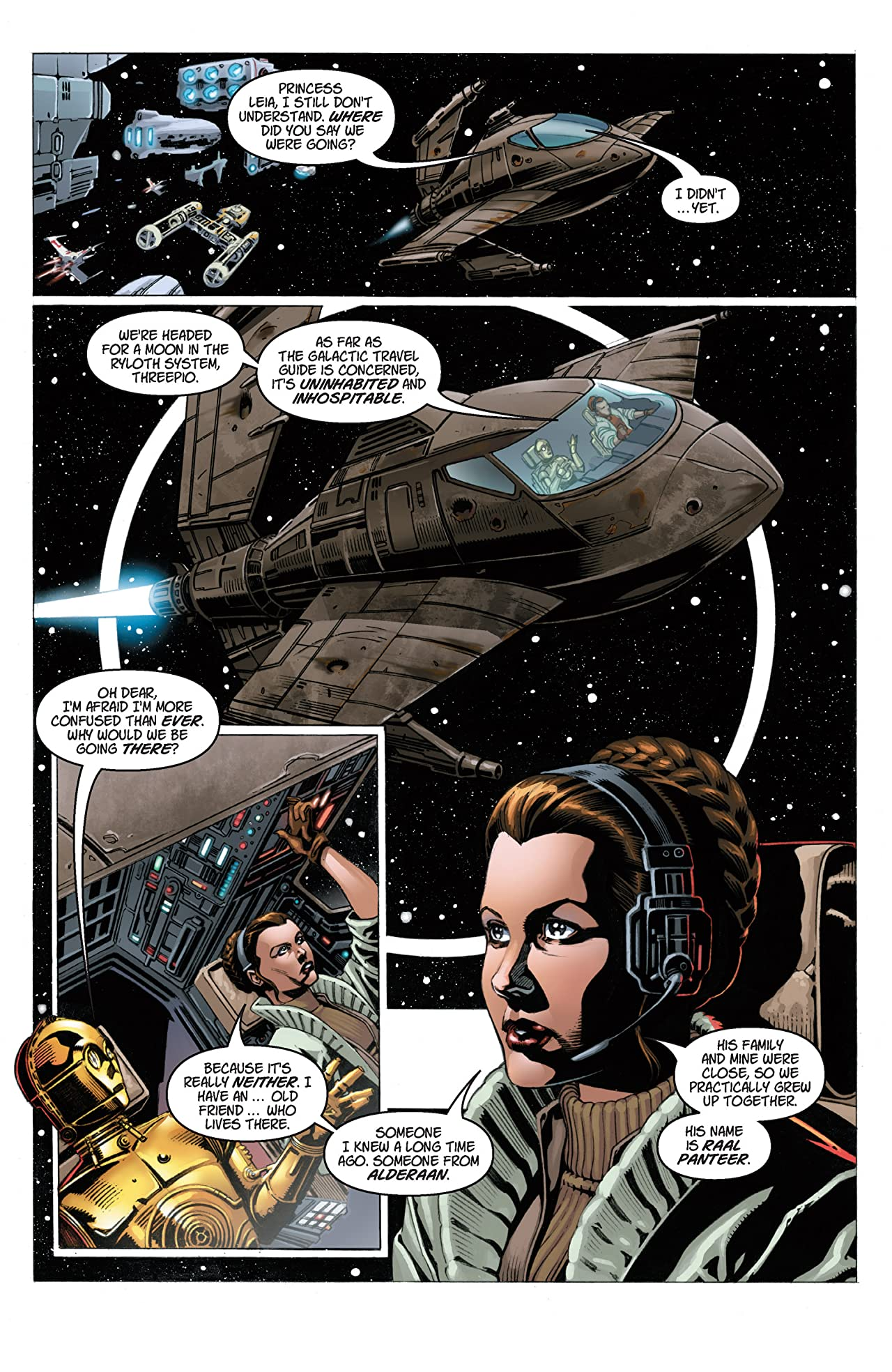 Star Wars: Empire (2002-2006) #20