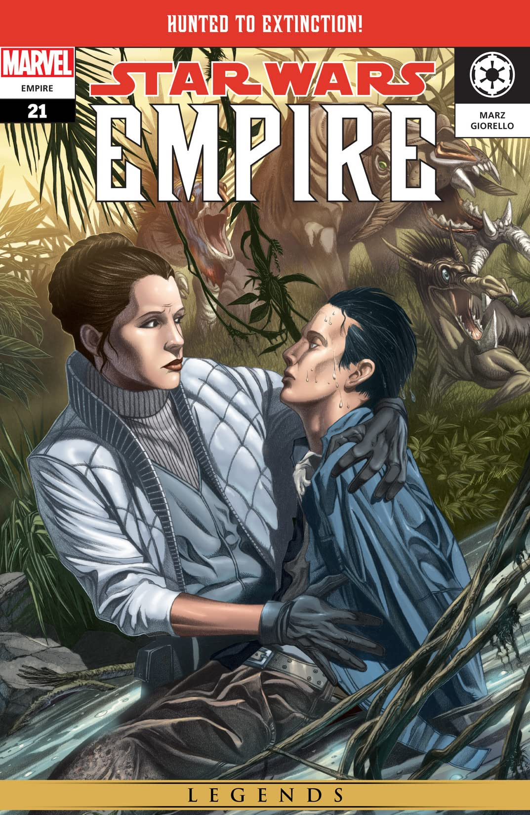 Star Wars: Empire (2002-2006) #21