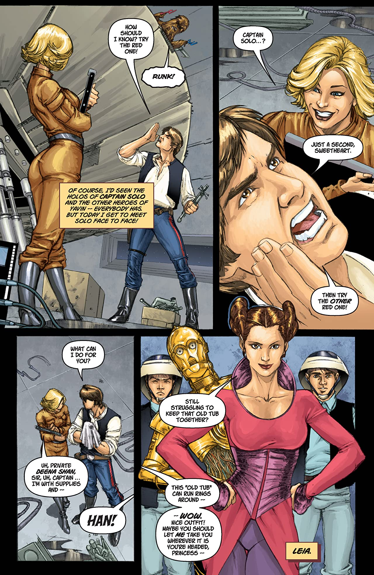 Star Wars: Empire (2002-2006) #22