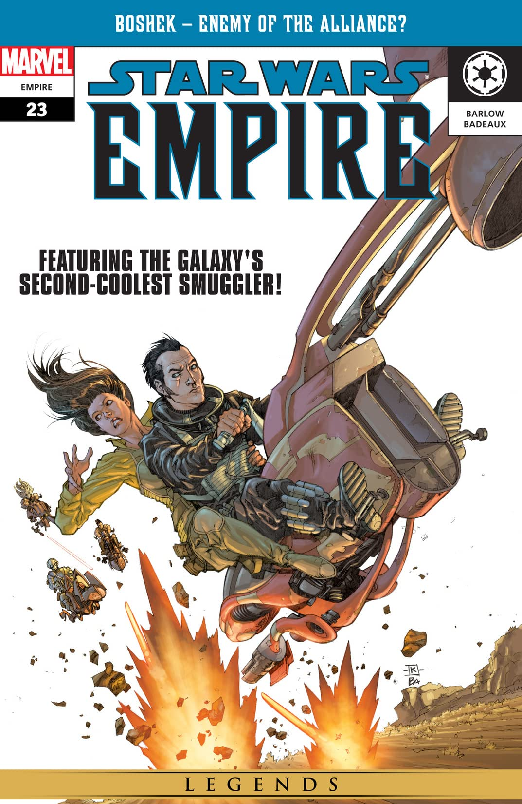 Star Wars: Empire (2002-2006) #23