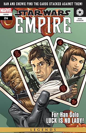 Star Wars: Empire (2002-2006) #24