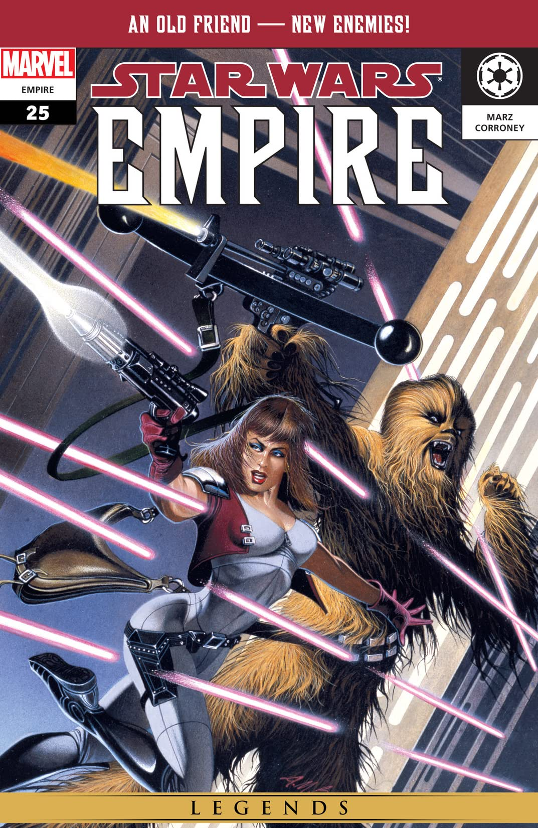 Star Wars: Empire (2002-2006) #25