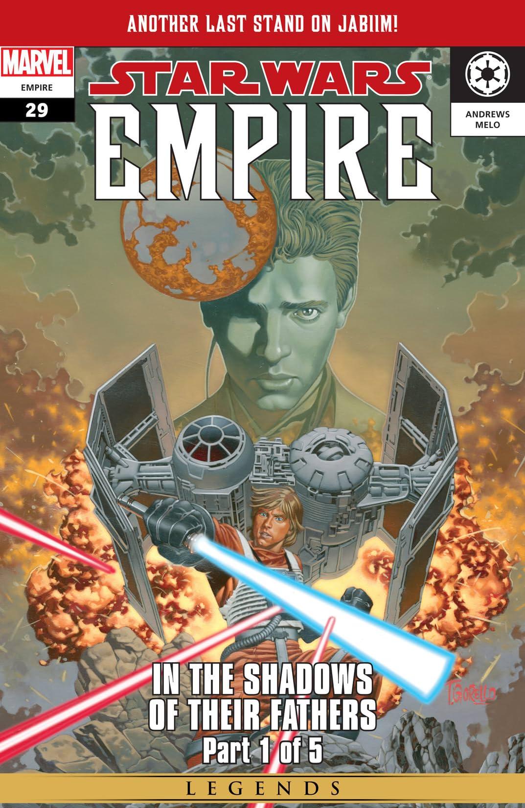 Star Wars: Empire (2002-2006) #29