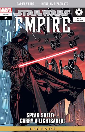 Star Wars: Empire (2002-2006) #31