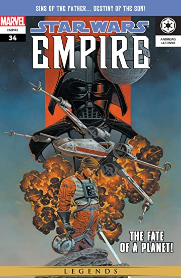 Star Wars: Empire (2002-2006) #34