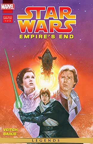 Star Wars: Empire's End (1995) #1 (of 2)
