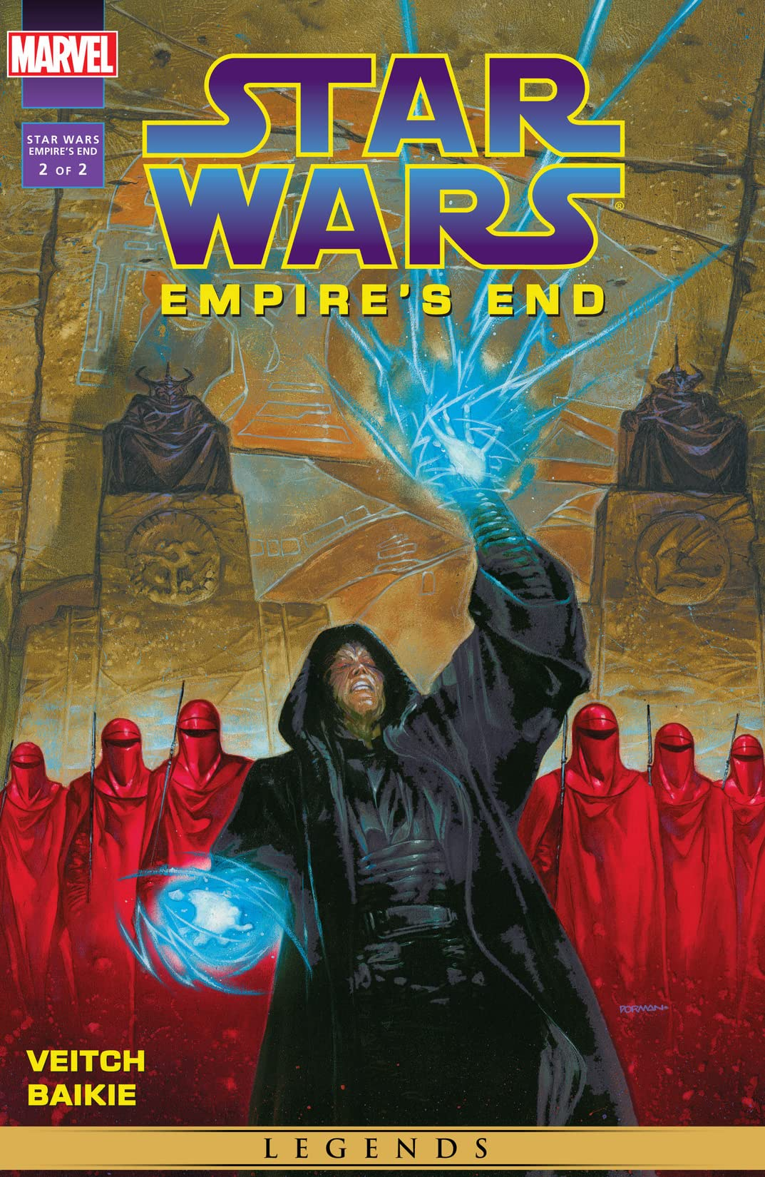Star Wars: Empire's End (1995) #2 (of 2)