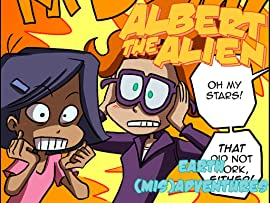 Albert the Alien #0.6