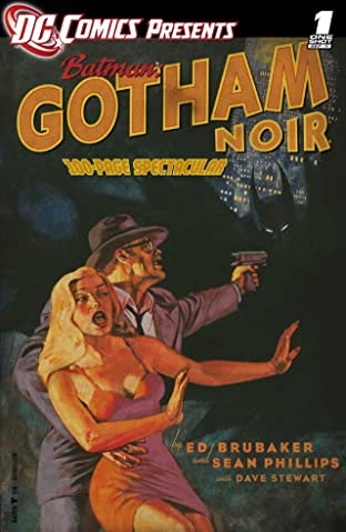 DC Comics Presents: Batman - Gotham Noir No.1