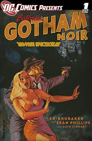 DC Comics Presents: Batman - Gotham Noir #1