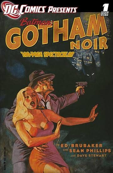DC Comics Presents: Batman - Gotham Noir #1