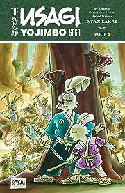 Usagi Yojimbo Saga Vol. 4