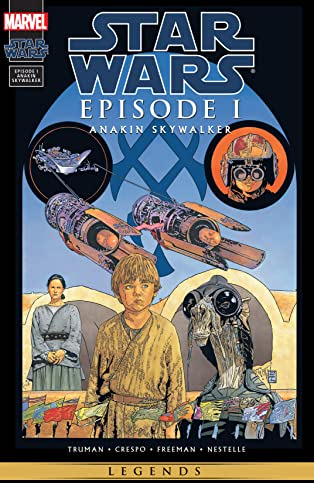 Star Wars: Episode I - Anakin Skywalker