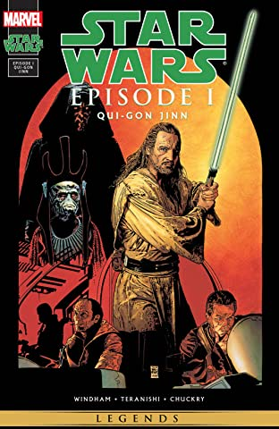 Star Wars: Episode I - Qui-Gon Jinn