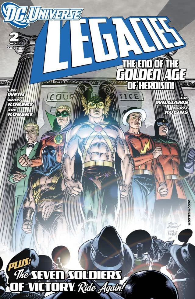 DC Universe: Legacies #2 (of 10)