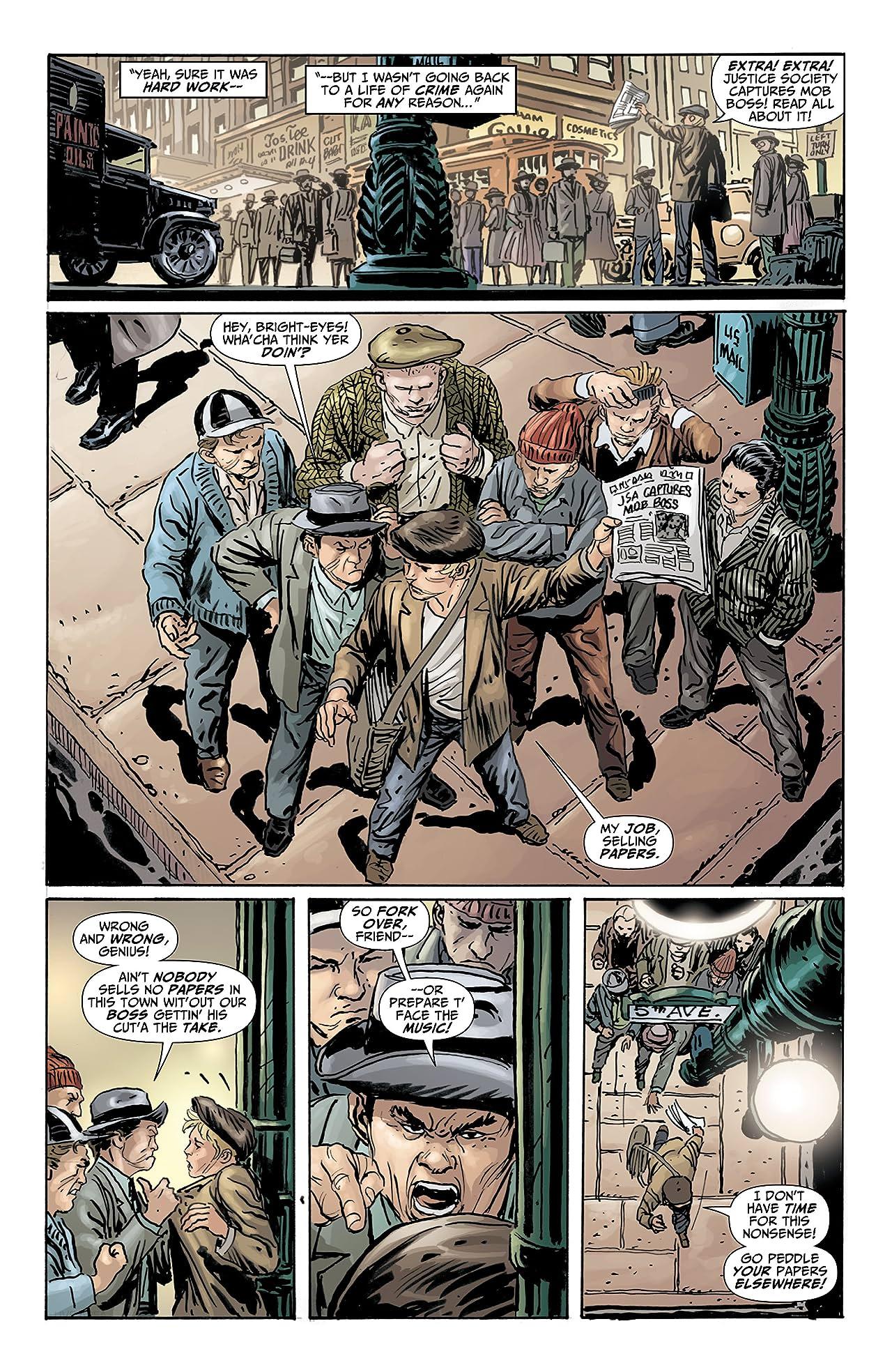 DC Universe: Legacies #2 (of 10)