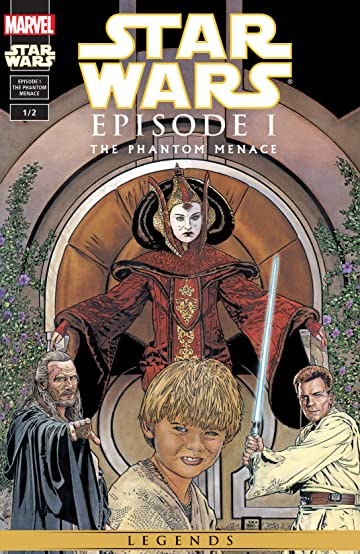Star Wars: Episode I - The Phantom Menace (1999) #½